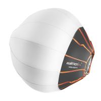 Walimex pro 360° Ambient Light Softbox 50cm mit Softboxadapter Multiblitz V Nr. 22669