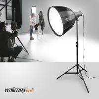 Walimex pro Studio Line Deep Rota SB QA120 mit Softboxadapter Hensel Nr. 22598
