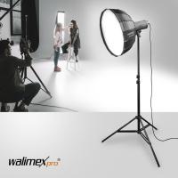 Walimex pro Studio Line Beauty Dish Softbox QA65 mit Softboxadapter Multiblitz P Nr. 22613