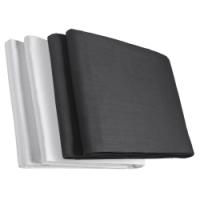 walimex Doppelpack Stoffhintergrund schwarz/weiss Nr. 15940