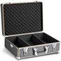 walimex Photo Suitcase Basic M, black/brown No. 15119