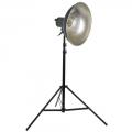 walimex pro Set Beauty Dish Quarzlight VC-1000Q Nr. 16357
