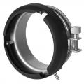 walimex S-Bajonett-Adapter für Studioblitze, 9,5cm Nr. 16775
