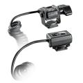 walimex Spiral-Blitzkabel Nikon i-TTL,1/4 Zoll, 2m Nr. 15235