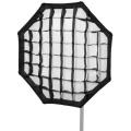 Octagon Softbox PLUS Ø90cm walimex pro & K Nr. 16182