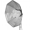 walimex Daylight 1000 mit Octagon Softbox, Ø 60cm Nr. 17012