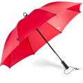 Swing handsfree Regenschirm rot Nr. 17830