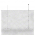 walimex Diffusor Cloth White, 300x300cm No. 17007