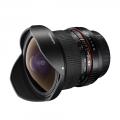walimex pro 12/2,8 Fish-Eye DSLR Nikon AE schwarz Nr. 20593
