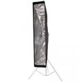 walimex pro easy Softbox 30x140cm C&CR Serie Nr. 17333