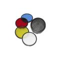 walimex Waben & Farbfilterset M&MR Serie Nr. 12510