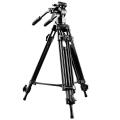 walimex pro EI-9901 Video-Pro-Stativ, 138cm Nr. 15769