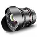 walimex pro 14/3,1 VDSLR Nikon F schwarz Nr. 18814