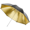 walimex Reflex Umbrella gold 84cm No. 12134