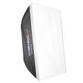 walimex pro Softbox 60x90cm + Universal-Ada. Nr. 16902