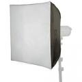 walimex pro Softbox 60x60cm für Multiblitz P Nr. 15996