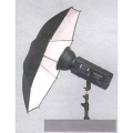 Aurora Lite Bank Umbrella 105 cm white No. U-105A