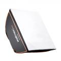 walimex pro Softbox OL 40x40cm walimex pro & K Nr. 18921