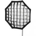 walimex pro Octagon Softbox PLUS Ø200cm C&CR Serie Nr. 16201