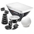 walimex pro Blitzvorsätze 6tlg. Canon 580EX/ EX II Nr. 16366