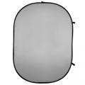 walimex Falthintergrund grau 150x200cm Nr. 12488
