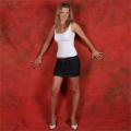 walimex Stoffhintergrund 2,8x5,8m rot Nr. 13006