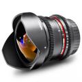 walimex pro 8/3,8 Fish-Eye II VDSLR für Nikon Nr. 18705