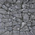walimex pro Motiv-Stoffhintergrund Stones, 3x6m Nr. 15483