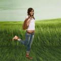 walimex pro Fotomotiv-Hintergrund Grass, 3x6m Nr. 16821