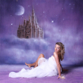 walimex pro Motif Cloth Background Dreams, 3x6m No. 16472