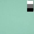 walimex Stoffhintergrund 2,85x6m, mint grün Nr. 19497