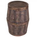 walimex pro Studio Prop Wooden Barrel No. 17150