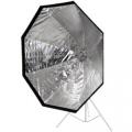 walimex pro easy Softbox Ø150cm Aurora/Bowens Nr. 17307