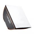 walimex pro Softbox OL 40x40cm Aurora/Bowens Nr. 18923