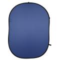walimex Falthintergrund blau 150x200cm Nr. 12489