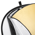 walimex 5in1 Faltreflektor Set, 150x200cm Nr. 18282