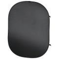 walimex Falthintergrund schwarz 150x200cm Nr. 13918