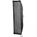 walimex pro Striplight PLUS 25x150 Aurora/Bowens Nr. 16972