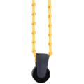 walimex Hintergrundexpan + Kette & Gewicht orange Nr. 12493