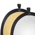 walimex pro Faltreflektor gold/silber, Ø56cm Nr. 17689