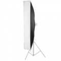 walimex pro Striplight 30x120cm for Multiblitz P Nr. 16110