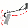 walimex pro Wall Mount Boom with crank No. 15242