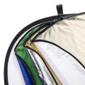 walimex 7in1 Faltreflektor Set, 150x200cm Nr. 18284