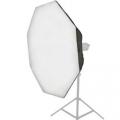 walimex pro Octagon Softbox Ø140cm für Visatec Nr. 16074
