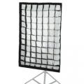 walimex pro Softbox PLUS 80x120cm für Broncolor Nr. 16158
