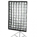 walimex pro Softbox PLUS 80x120cm für Hensel Nr. 16163