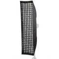 walimex pro Striplight PLUS 25x180cm für Multiblitz P Nr. 16995