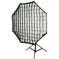 walimex pro Octagon Softbox PLUS Ø150cm Visatec Nr. 16185
