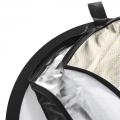 walimex pro 5in1 Faltreflektor Set wavy, 102x168cm Nr. 17684