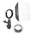 walimex Softbox 60x60cm for Compact Flashes No. 17003